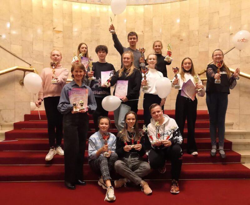 Ржевских педагогов отметили на Международной премии в области культуры и искусства