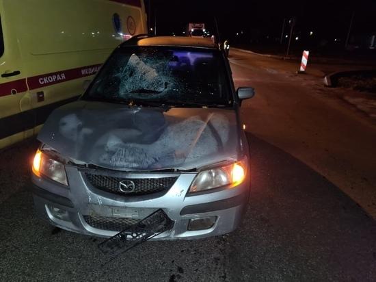В Твери водитель иномарки насмерть сбил 54-летнего пешехода