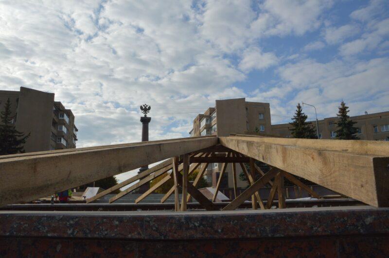 Сезон фонтанов в Твери подошел к концу