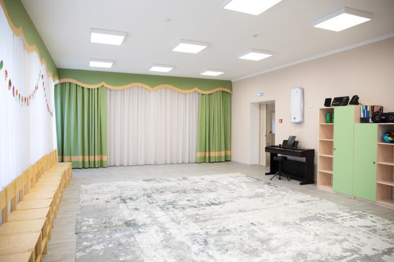 В селе Бурашево Тверской области открылся новый детский сад