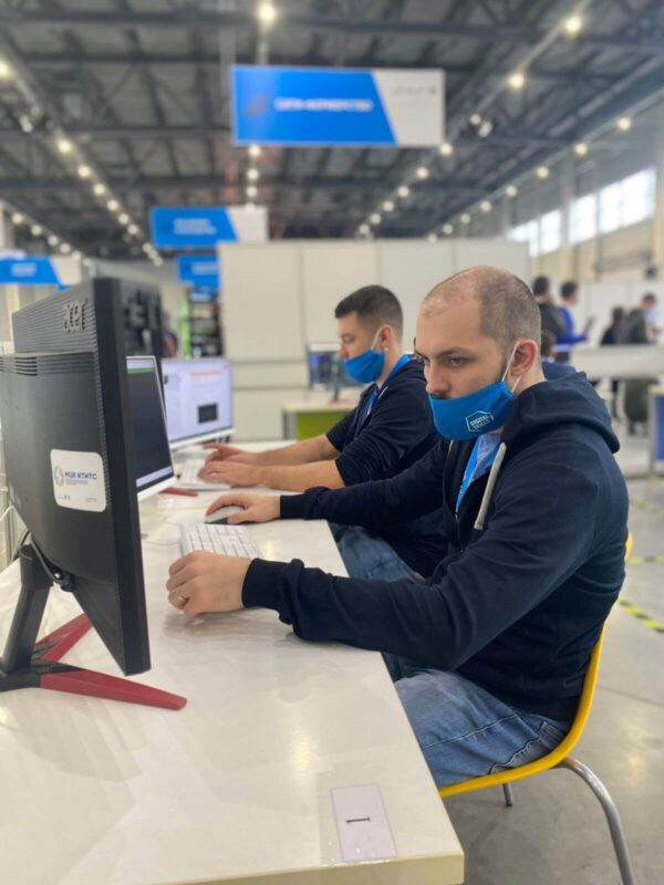 Уроженец Конаковского района стал победителем чемпионата по информационным технологиям