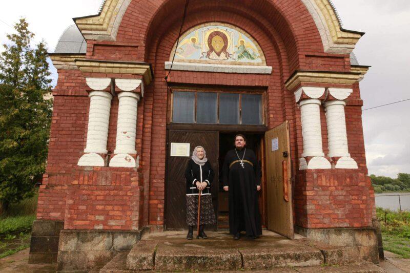 Почётная жительница города Бологое отметила юбилей
