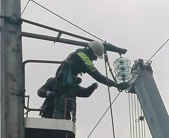 Тверские энергетики провели тренировку по предупреждению аварий