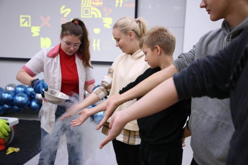 Тверь стала региональной площадкой Всероссийского фестиваля NAUKA0+