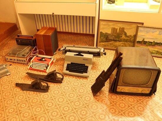 Собрание музея в Андреаполе пополнилось новыми экспонатами