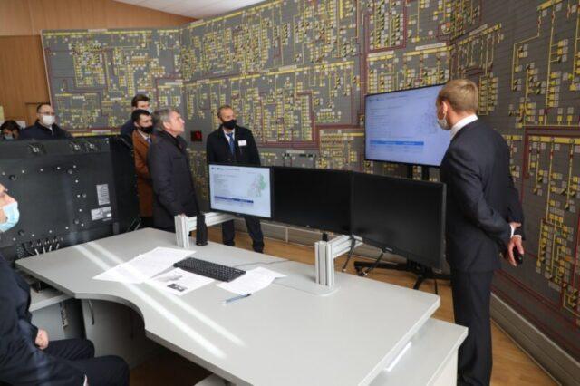 Игорь Маковский проверил качество и надежность энергоснабжения