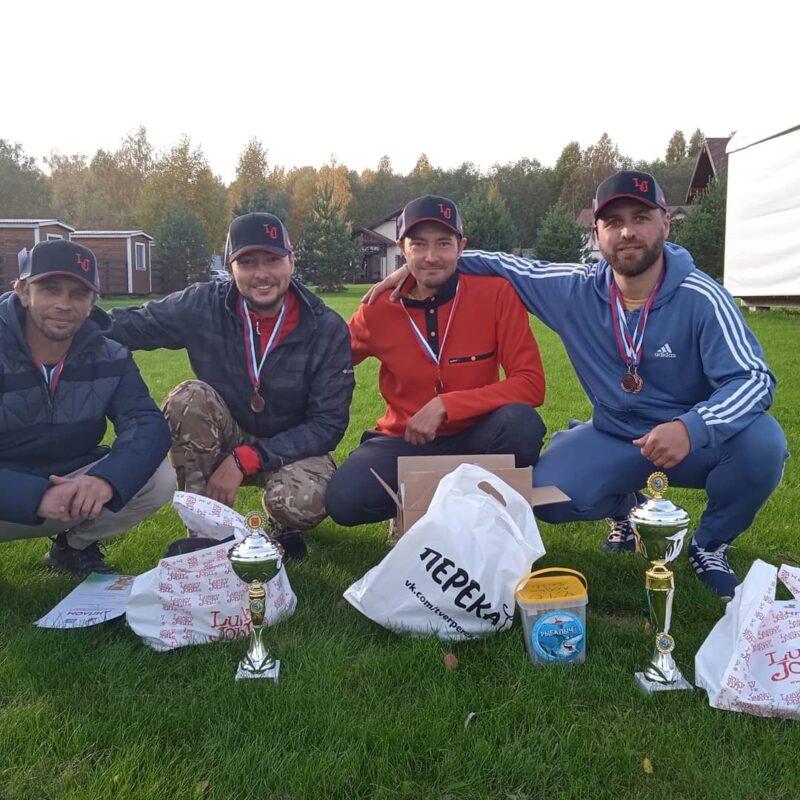 В Конаковском районе спиннингисты завершили сезон соревнованием