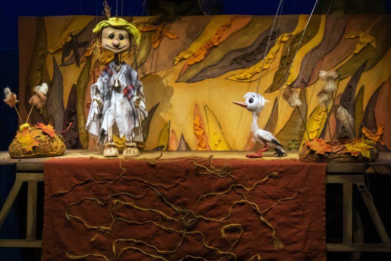 Тверской театр кукол покажет спектакль о настоящей дружбе