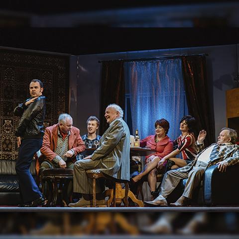 В Тверском театре драмы покажут спектакль по Шукшину