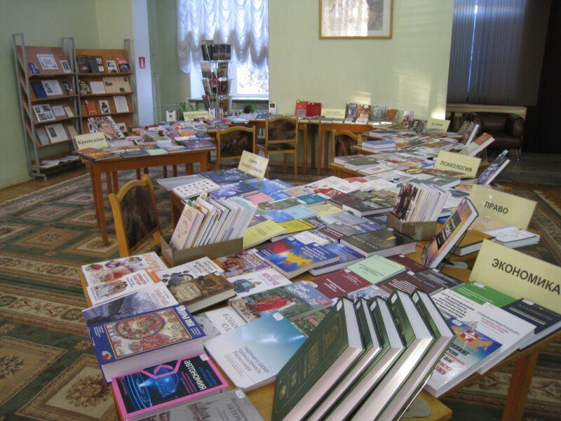 Тверская Горьковка демонстрирует осеннюю «галерею новинок»