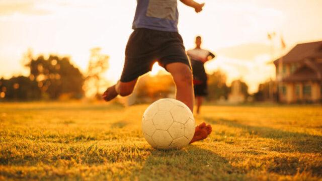 Западнодвинская футбольная команда принимала участие в благотворительном турнире