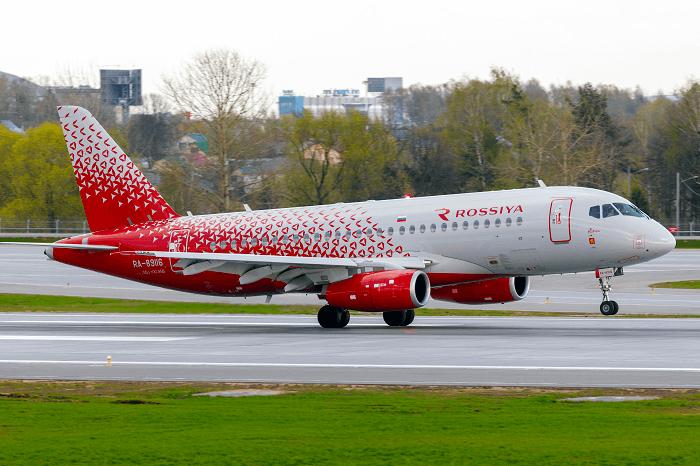 Российская авиакомпания назвала самолет в честь Ржева