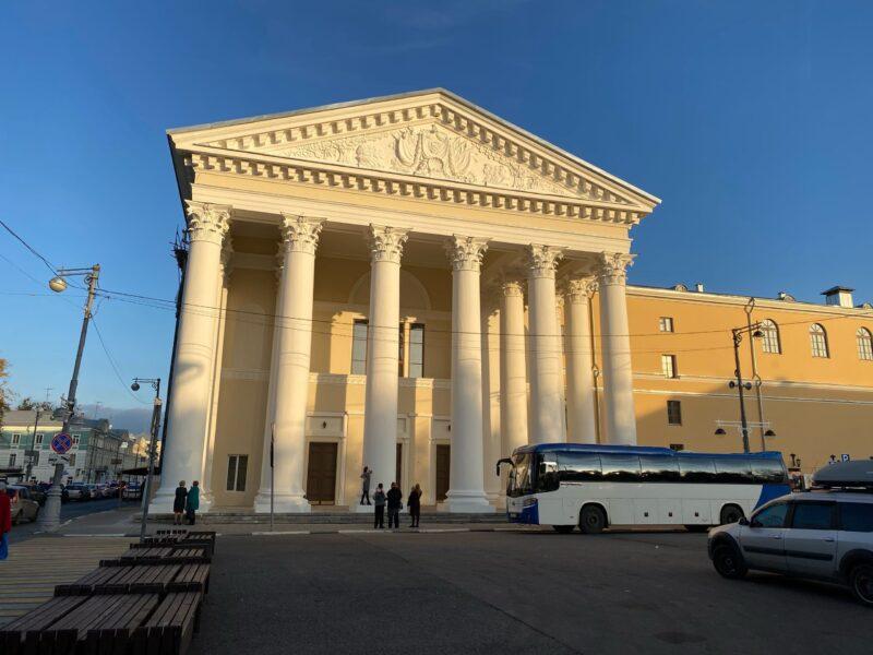 Тверской театр драмы приглашает своих зрителей на творческую встречу