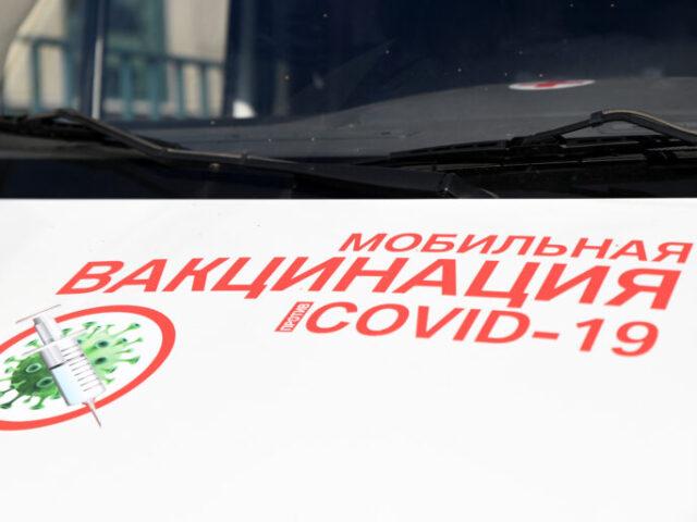 В Тверской области появились мобильные пункты вакцинации