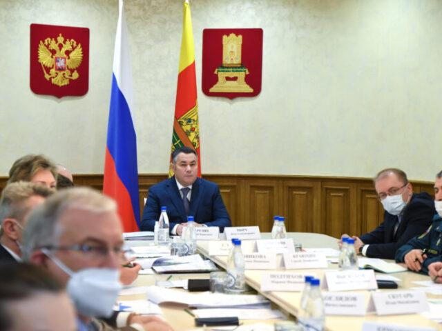 В Тверской области продолжают действовать усиленные меры профилактики коронавируса