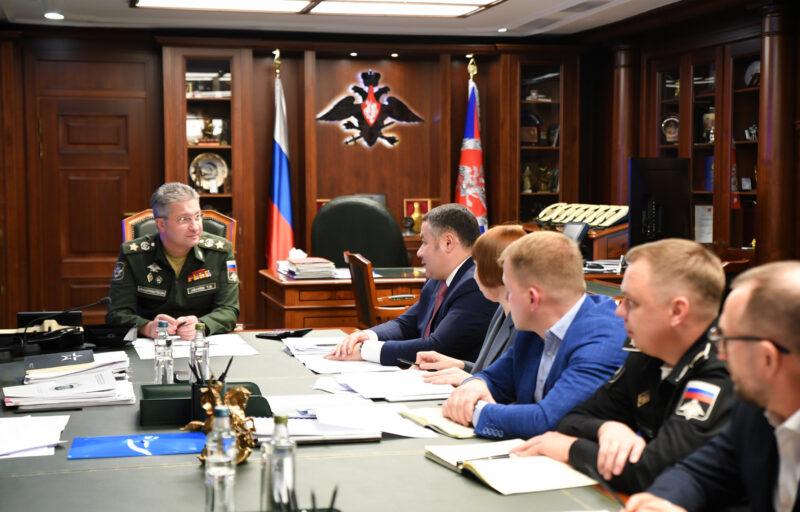 К весеннему призыву 2022 года в Тверской области откроется военкомат нового формата