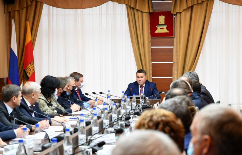 В Твери обсудили главные направления работы депутатов