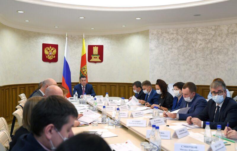 Для стационарных учреждений соцзащиты в Тверской области закупят автотранспорт