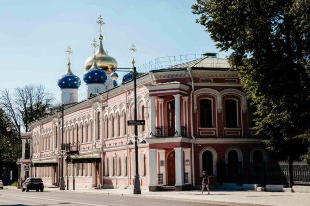 Филиалы Тверской объединенного музея приглашают к себе в гости на выходных