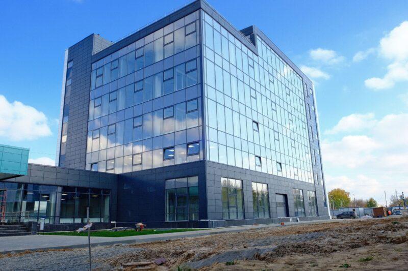 В Твери подходит к концу реконструкция Инжинирингового центра КСК