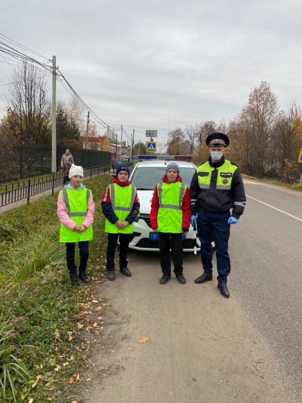 В Тверской области автоинспекторы провели акцию «Внимание, водитель!»