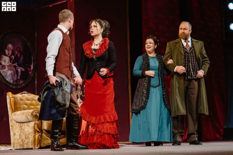 На сцене Тверского театра драмы будут женить Белугина
