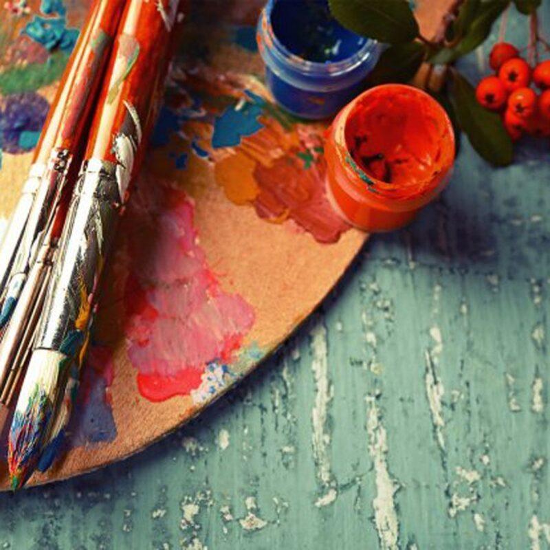 Тверской музейно-выставочный центр приглашает всех желающих на уроки рисования