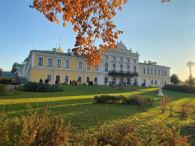 Тверской императорский дворец приглашает на лекцию об образе идеального человека в эпоху Екатерины Великой