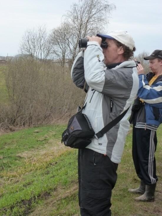 Андреапольцы сфотографируют и изучат всех птиц в окрестности