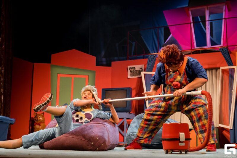 В Тверском театре драмы расскажут про Малыша и Карлсона