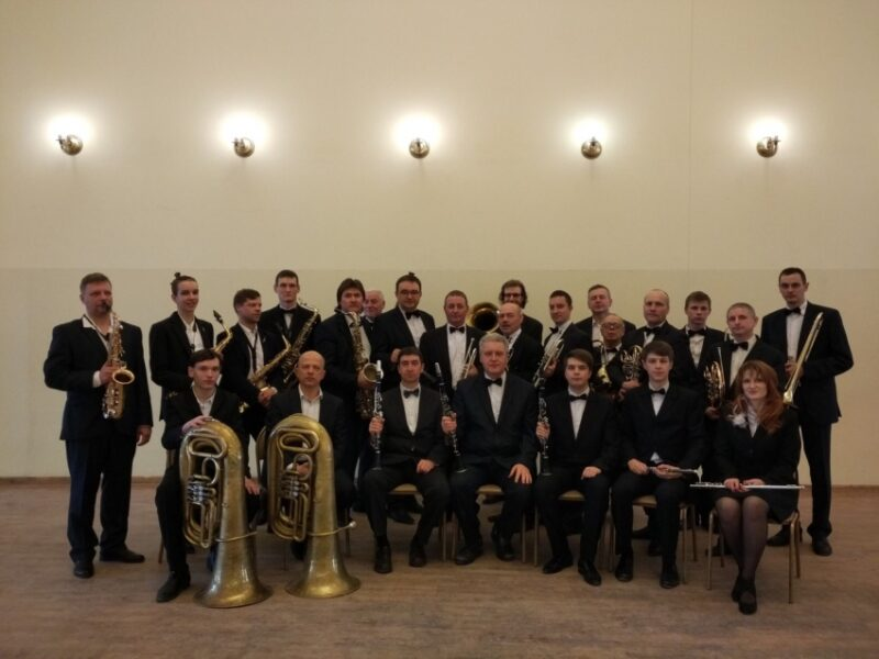 В Твери выступит муниципальный духовой оркестр