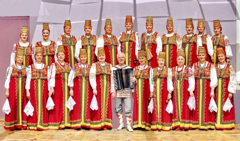 В Твери пройдёт юбилейный концерт народного хора с 50-летней историей