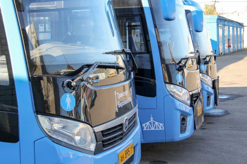 Ржевитяне высоко оценили новую транспортную модель, внедрённую на территории агломерации