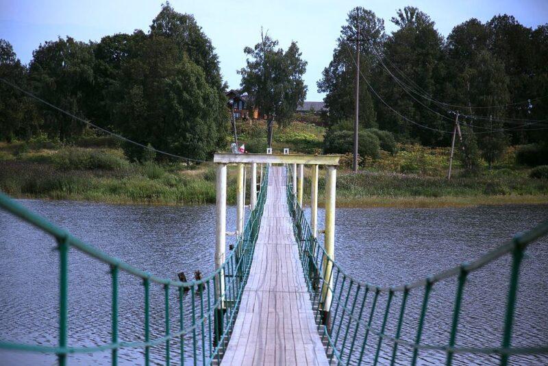 В Бологое отремонтируют мост по просьбе жителей