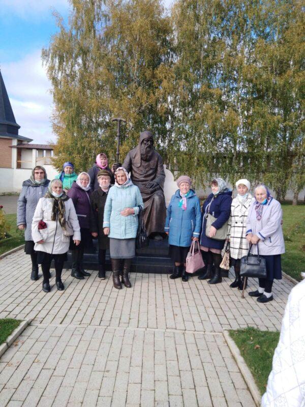 Для пожилых жителей Ржевского района организовали экскурсию