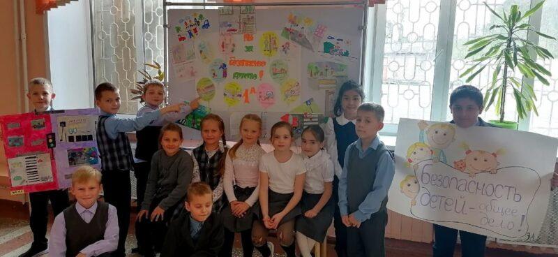 Тверские школьники приняли участие в конкурсе рисунков «Мы за безопасное детство. Соблюдай ПДД»