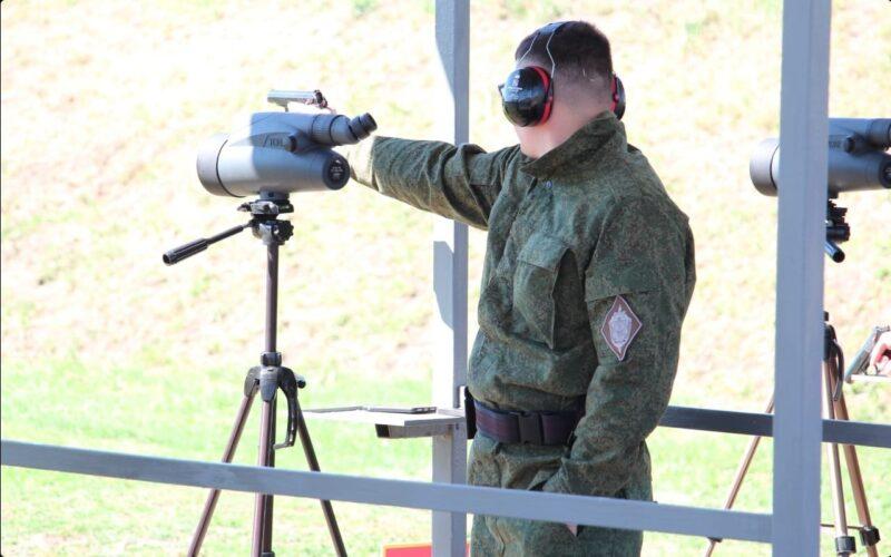 Тверские сотрудники УФСБ заняли первое место в соревнованиях в Калининграде